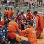 एनडीआरएफ के दलों ने 53,000 से ज्यादा बाढ़ पीड़ितों को सुरक्षित निकाला