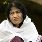 अनशन समाप्त करते वक्त आंसू नहीं रोक पाईं इरोम शर्मिला