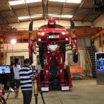 यह कार 50 सेकंड में BMW से बन जाती है रोबोट