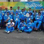रियो पैरालिम्पिक्स में भारतीय दल तैयार