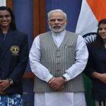 स्वच्छ भारत मिशन का चेहरा हो सकती हैं सिंधू और साक्षी
