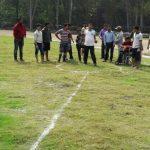 दिव्यांग खिलाड़ियों ने दिखाई खेल में अपनी प्रतिभा