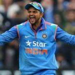 आगामी दो मैचों से भी दूर रहेंगे सुरेश रैना