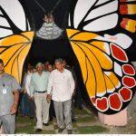 सीएम ने लच्छीवाला में तितली पार्क का किया लोकार्पण
