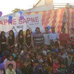 बाल दिवस पर अपने सपने संस्था के बच्चों से रूबरू हुए 'स्टाइल आईकन' के प्रतिभागी