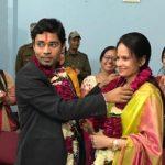 IAS जोड़े ने की 500 रुपए में शादी