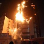 कराची के होटल में आग, 11 की मौत
