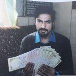 जब 1000 एवम 500 के नोटों को जमा कराने बैंक पहुचे हिमांशु शर्मा …