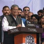 हरीश रावत ने आई.एस.बी.टी. फ्लाईओवर का किया लोकार्पण