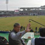 उत्तराखण्ड को मिला पहला अंतर्राष्ट्रीय क्रिकेट स्टेडियम