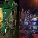ऑडी की तेज रफ़्तार ने रौंदी 4 जिंदगी