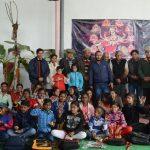 नियो विजन फाउंडेशन ने 'स्कूल चले हम' कार्यक्रम आयोजित किया