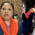 महिला कार्यकर्ता ने आप नेता संजय सिंह को मारा थप्पड़