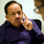 डॉ. हर्षवर्धन ने पर्यावरण मंत्री का पदभार किया ग्रहण