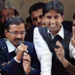 कुमार विश्वास बन सकते है  AAP के संयोजक