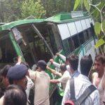 हिमाचल प्रदेश : भीषण बस हादसे में 10 लोगों की मौत