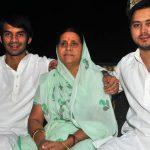 सिनेमाहॉल और मॉल जाने वाली बहू नहीं चाहिए, चाहिए देसी संस्कारी बहू : राबड़ी देवी