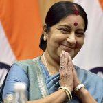 सुषमा स्वराज बन सकती है देश की राष्ट्रपति