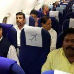 कांग्रेस गुजरात के विधायकों की परेड पर परेड