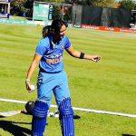 क्रिकेटर हरमनप्रीत कौर ने पिता के सपने को बनाया अपना सपना