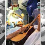 ब्रेन सर्जरी के दौरान युवक बजा रहा था गिटार, जानिए ख़बर