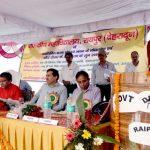 मुख्यमंत्री द्वारा राजकीय महाविद्यालय रायपुर के नवनिर्मित भवन का किया गया लोकार्पण