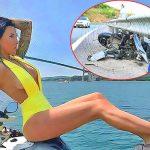 रूस की सबसे सेक्सी महिला बाइकर  ओल्गा प्रोनिना की सड़क हादसे में मौत