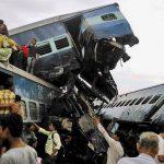 मुजफरनगर रेल हादसा में  रेलवे की लापरवाही ही वजह !