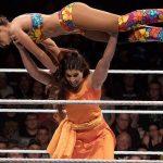 सलवार सूट पहनकर इस भारतीय वुमन रेसलर ने WWE में की फाइट