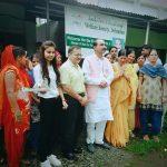 केंद्रीय राज्यमंत्री अजय टम्टा  द्वारा  प्रशिक्षण कार्यक्रम का किया गया शुभारम्भ