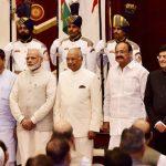 पीयूष गोयल को रेल मंत्रालय जब की निर्मला सीतारमण बनी रक्षा मंत्री