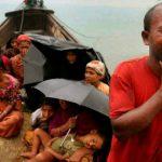 बांग्लादेश जाने वाले रोहिंग्या शरणार्थियों की संख्या हुई 389,000