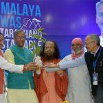 मुख्यमंत्री ने हिमालय संरक्षण के लिए 'थ्री सी' और 'थ्री पी' का दिया मंत्र