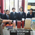 द एशियन स्कूल में प्रदर्शनी का आयोजन