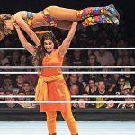 WWE रिंग में मुकाबला करने वाली पहली भारतीय महिला खिलाड़ी बनी कविता