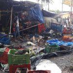 हत्या मामला  : रायवाला में शरारती तत्वों ने दुकान को लगाई आग