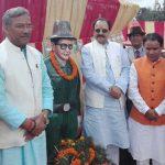 सीएम त्रिवेंद्र सिंह रावत ने किसान कल्याण योजना का किया शुभारंभ