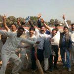 जगुआर ने राइनो को 4 विकेट से हराया