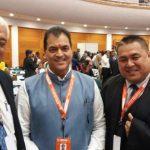 ढाका में जलवायु परिवर्तन पर विस अध्यक्ष प्रेमचंद अग्रवाल रखे विचार