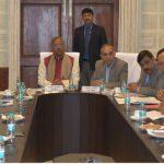 नमामि गंगे को लेकर सीएम ने की अहम  बैठक