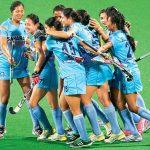 भारतीय महिला हॉकी टीम एशिया कप के सेमीफाइनल में