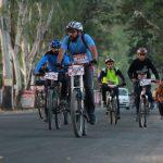 थ्रिल जोन दून सायक्लोथनिं का प्रदूषण मुक्त को लेकर हुआ आयोजन
