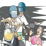 बदमाशों से लड़ बहादुर रचिता ने बदमाशों को कराया गिरफ्तार