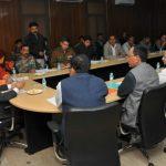 मुख्य सचिव उत्पल कुमार ने रिस्पना पुनर्जीवन पर की बैठक