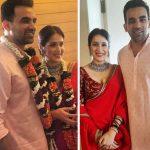 सागरिका घाटगे से जहीर खान ने की शादी !