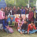 एबीवीपी ने मनाया सामाजिक समरसता दिवस