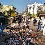 """मैड संस्था ने नगर निगम को सुझाया साफ़ सफाई रूपी """"रास्ते"""""""