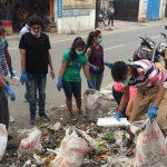 मैड संस्था रिस्पना  – बिंदाल में फेंके जा रहे कूड़े पर जताई चिंता