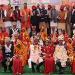 सीएम ने विवाह सम्मेलन में 50 जोड़ो को दिया आशीर्वाद, जानिए खबर