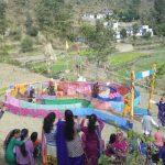 गढ़वाली भाषा में चक्रव्यूह मंचन का भव्य आयोजन , जानिये खबर